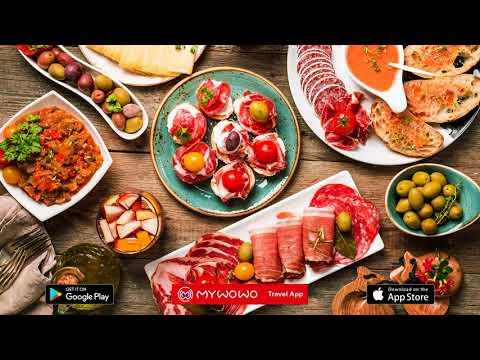 Les Merveilles De La Table – Introduction – Madrid – Audioguide – MyWoWo Travel App