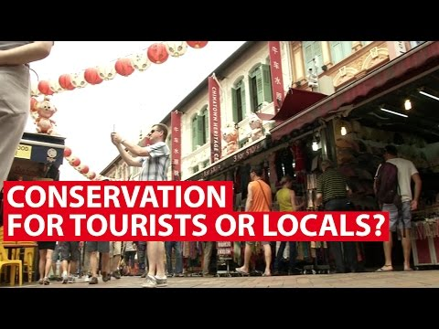 Conservation For Tourists Or Locals? | Talking Point | CNA Insider