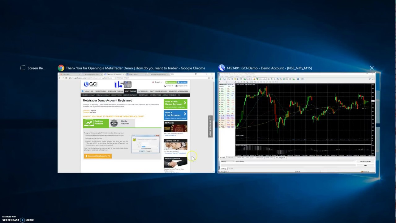 Nifty Astro Technical Analysis Fxcm Metatrader Demo Account