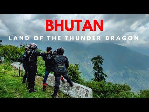"BHUTAN ""LAND OF THE THUNDER  DRAGON"" | TEASER | DRONE SHOTS"