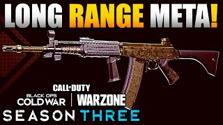 Long Range Meta is in a Great Spot in Warzone after the AMAX Nerf | Top Tier Viable Class Setups
