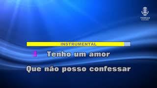 ♫ Demo - Karaoke - AMOR DE MEL AMOR DE FEL - Amália Rodrigues