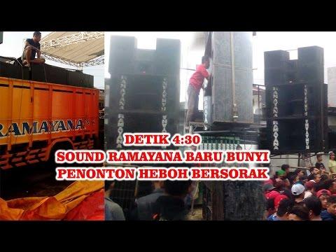 Detik 4:30 Sound Ramayana Saat Keluarkan FOH Output  New Pallapa Jakarta