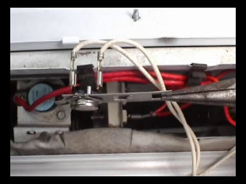 thermal fuse performa dryer youtube