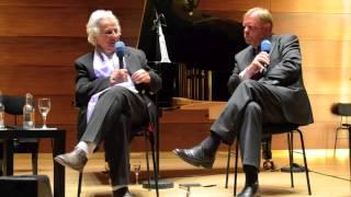 Drei-Generationen-Gespräch #2: Anita Lasker-Wallfisch - Raphael Wallfisch - Simon Wallfisch