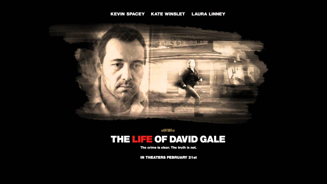 ethics of the life of david gale Billed as a taut suspense thriller, but really a liberal message movie in disguise,  the life of david gale is the kind of hard-hitting drama that.