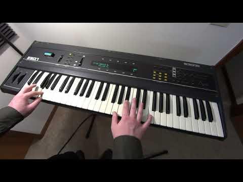Synth Stuff Ep. 29 - Ensoniq ESQ-1