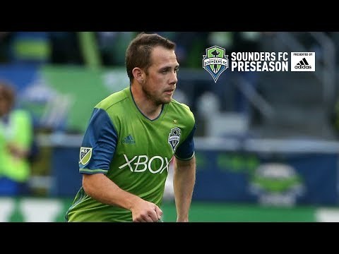 Interview: Harry Shipp on his busy offseason and year two with the Sounders