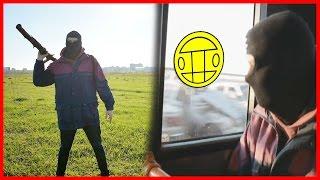 ПИКНИК БОМЖА на поляне где снимался КЛИП ГРИБЫ ТАЕТ ЛЁД