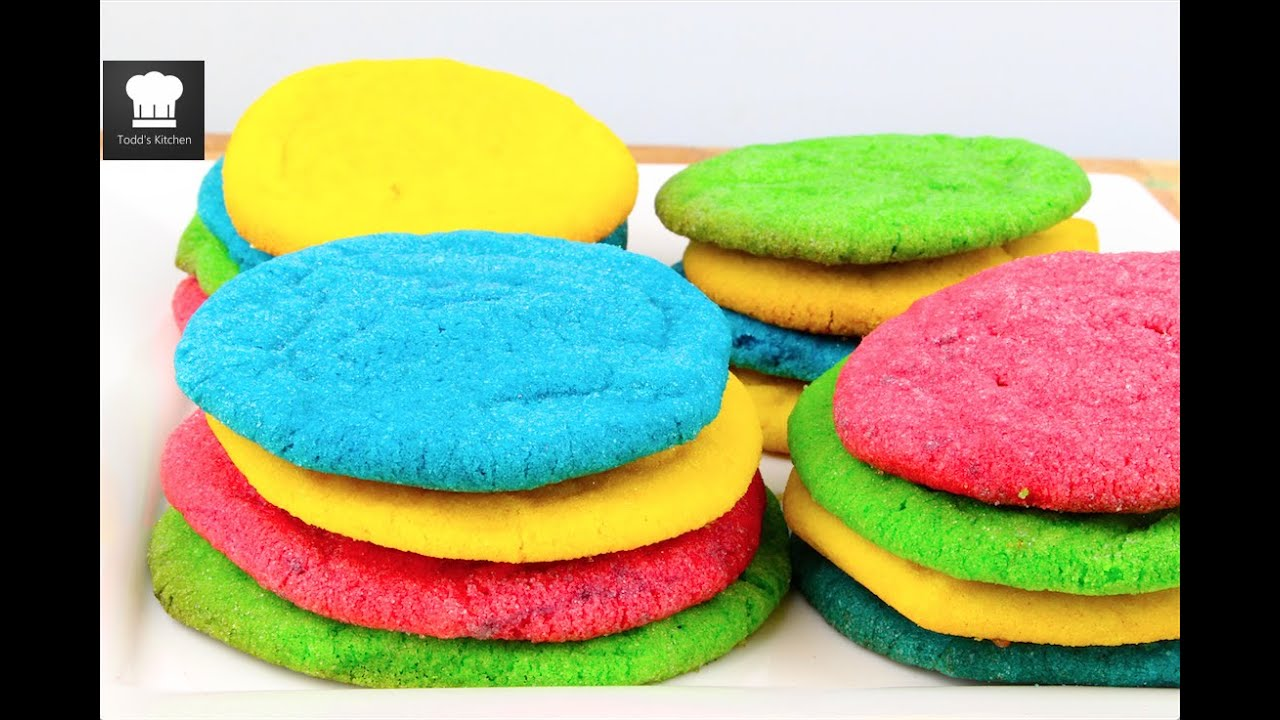 Jell-O Cookies - YouTube