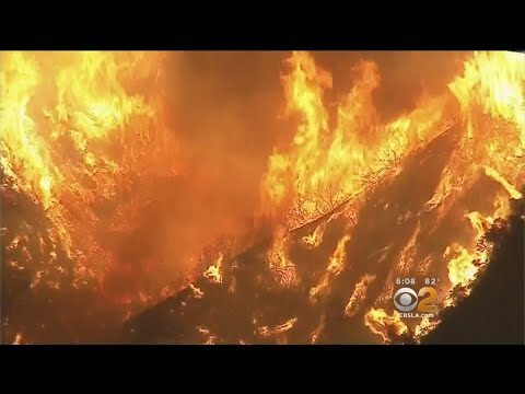 Questions Raised About LAFD's Initial Response To Massive La Tuna Fire Over Labor Day Weekend