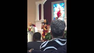 Wedding Performance by Summer - I Promise (Wedding Song), CeCe Winans