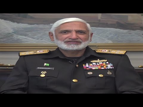 Message by Honorable Chief of Naval Staff for #BUTV