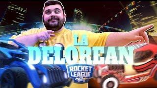 Rocket League: La DELOREAN di Ritorno al Futuro.