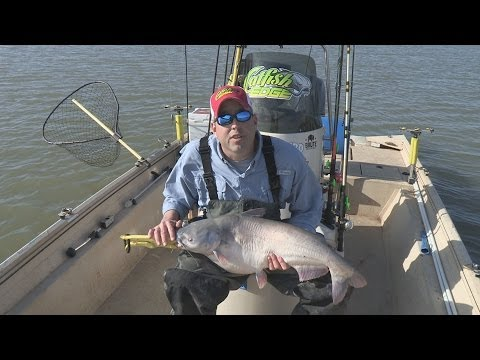 Fox Sports Outdoors SOUTHWEST #4 - 2014 Blue Catfish Special