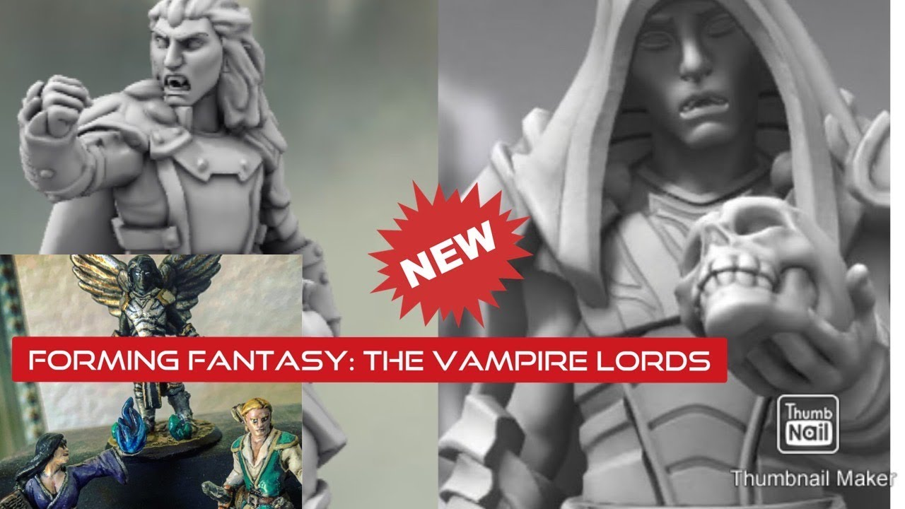 The Vampire Lords