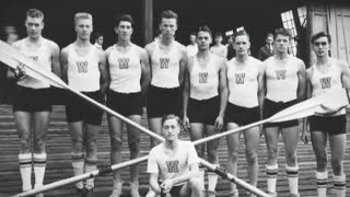 UW Timeline: Crew takes Gold in 1936 Berlin Olympics