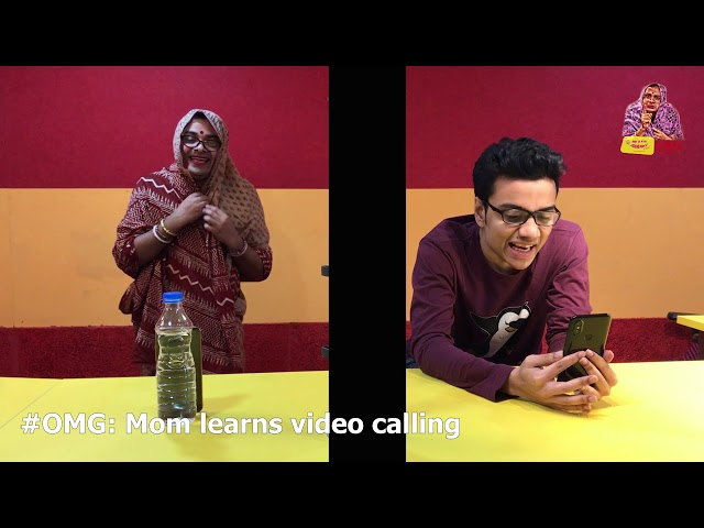 OMG - O Maa Go - S02E17 - Maa Learns Video Calling