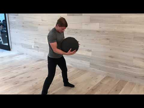Are Med Ball Tosses and Passes a Part of Your Routine? They Should Be