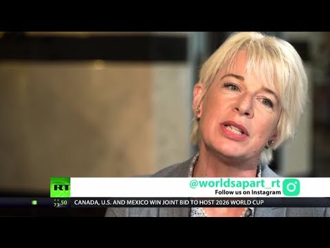 Katie Hopkins talks to Worlds Apart about London, Sadiq Khan and Russia