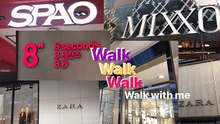 SPA 브랜드 오프라인 매장 투어 | ZARA, H&a…