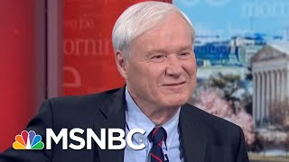 Matthews: Sports Unites Us, But President Donald Trump Now Uses It To Divide | Morning Joe | MSNBC thumbnail