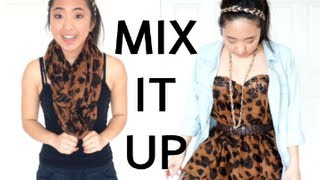 One of coolirpa's most viewed videos: Transform your SCARF into cute DRESSES!
