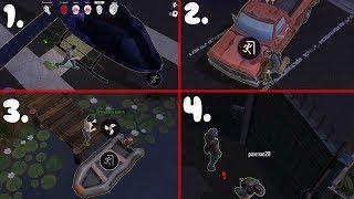 Все способы сбежать в Horror Show 0.78.3! игра как Horrorfield