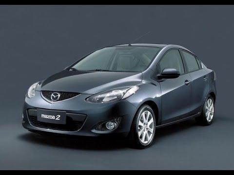 Mazda 2 Sedan 2013 Review
