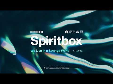 Spiritbox - We Live In A Strange World mp3 ke stažení