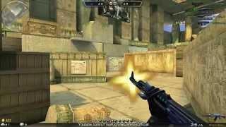 [1Shot] Game Play: Test Đấu đội map Kim Tự Tháp - Đồ họa quá chán VaiLinhHon (Kênh Chính Thức)