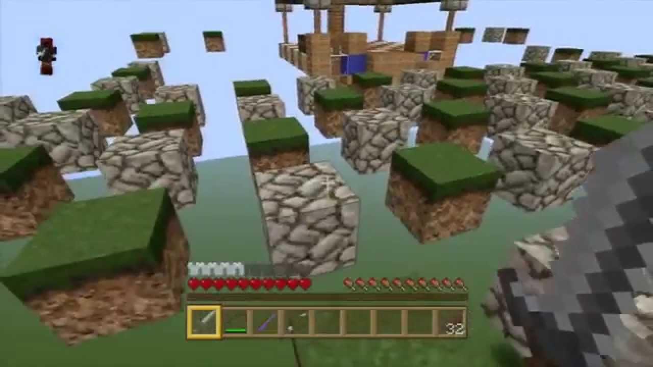 ps3 minecraft eine art bedwars und jump run d youtube. Black Bedroom Furniture Sets. Home Design Ideas