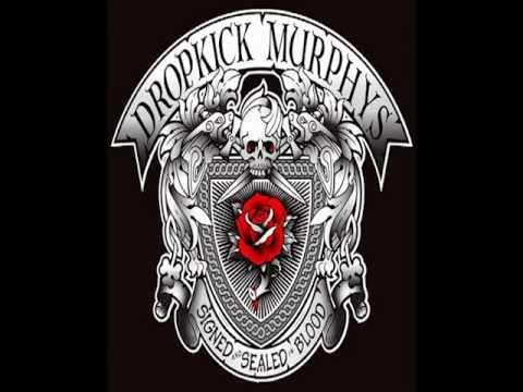 Dropkick Murphys - Rose Tatto (Lyrics Video)
