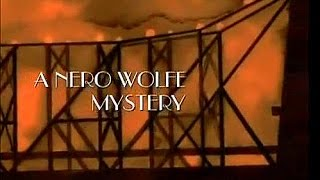 """A Nero Wolfe Mystery"" TV Intro"