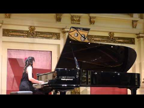 World Young Composer's Recital 2013 - 2nd Place