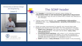 Lesson 5: Simple Object Access Protocol - SOAP