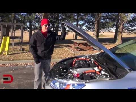 Here's my 2014 Honda Accord Hybrid Review on Everyman Driver