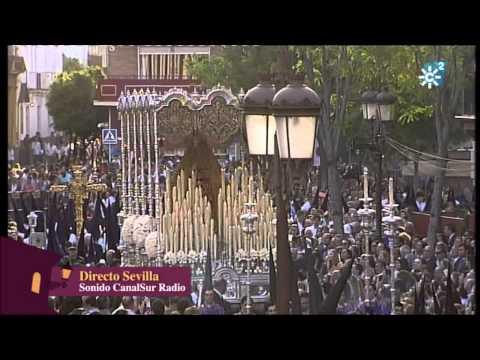Virgen de las Angustias (ESTUDIANTES) en Campana 2014