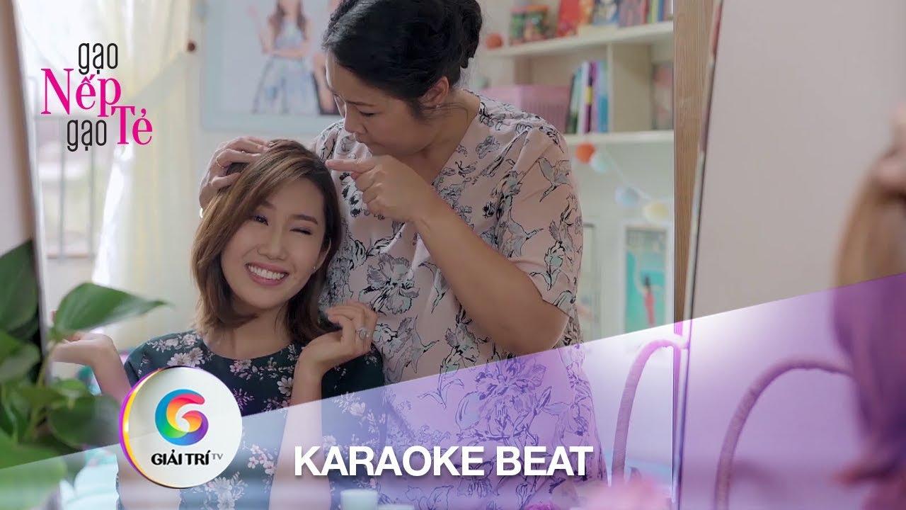 image (Karaoke) GẠO NẾP GẠO TẺ | Đi tìm tình yêu (Lời: Đinh Trung Chính, ca sĩ: Ôn Vĩnh Quang)