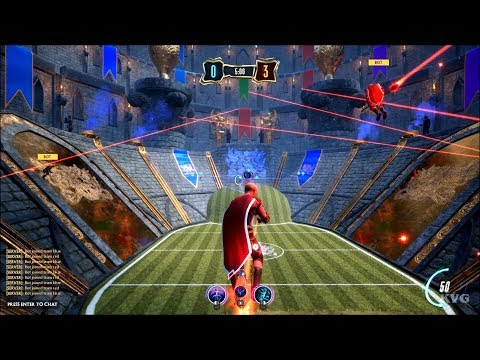 Broomstick League Gameplay (PC HD) [1080p60FPS]