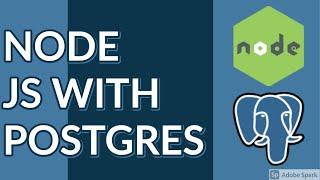 Node JS with Postgres Database #04