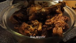 How-to-cook:  Chicken Adobo