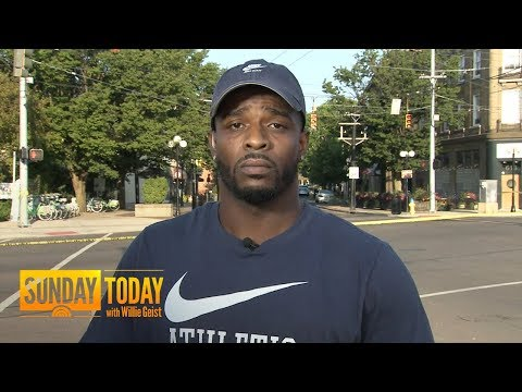 Dayton Shooting Witness Describes Alleged Gunman, Chaos | Sunday TODAY