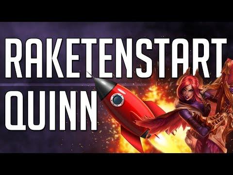 Raketenstart Predator Quinn Jungle