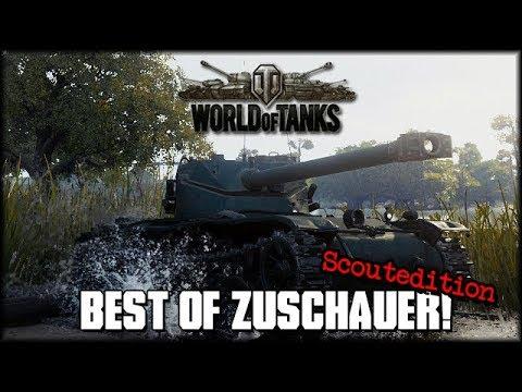 Best of Zuschauer - Scout versumpft! - World of Tanks thumbnail