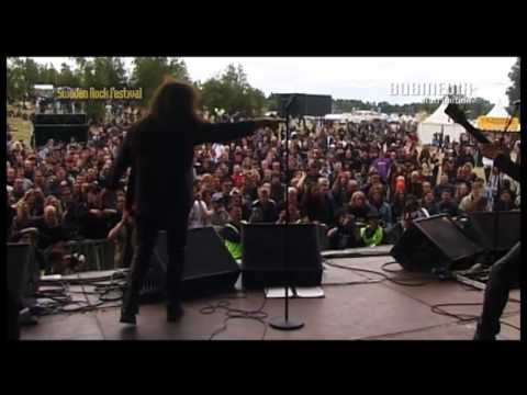 Rob Rock - Rock The Earth (Live Sweden Rock)