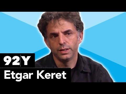 Etgar Keret with James Snyder