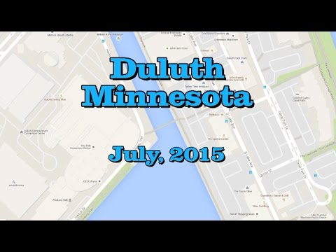 Duluth Minnesota (July 2015) Vista Star Harbor Tour