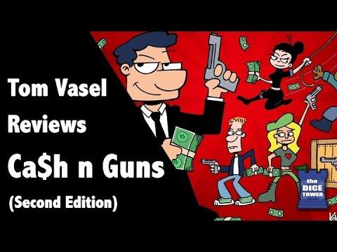 Ca$h 'n Guns 2 Review - with Tom Vasel