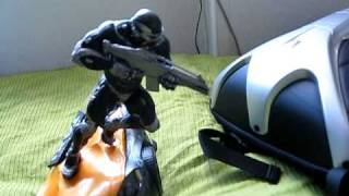 Crysis 2 Nano Edition Unboxing - Worlds first